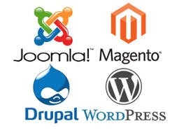 Joomla-WordPress-magento-drupal